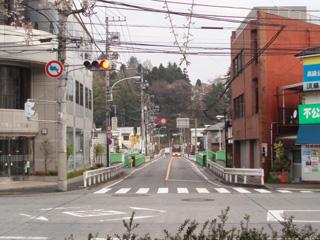 高尾駅北口